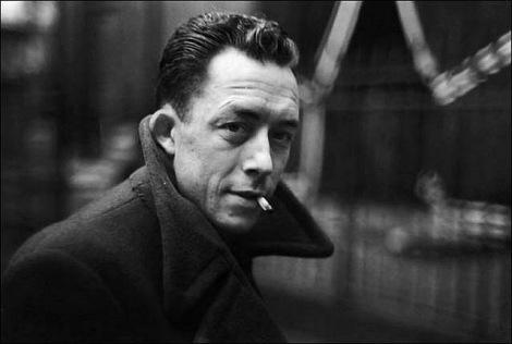 Albert Camus, Wikimedia